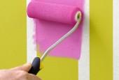mẹo xử lý sơn tường cũ đơn giản