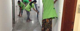 dịch vụ vệ sinh nhà cửa quận 10