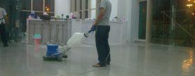 vệ sinh công nghiệp
